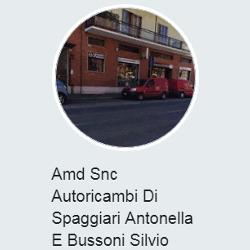 Amd - Ricambi e componenti auto - commercio Cesano Boscone