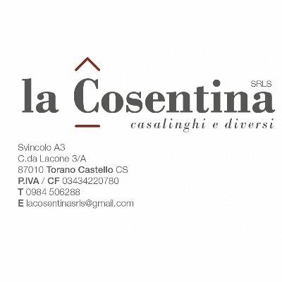 La Cosentina Srls - Casalinghi Torano Castello
