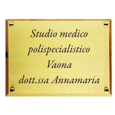 Studio Medico Dott.ssa Annamaria Vaona - Ambulatori e consultori Torino