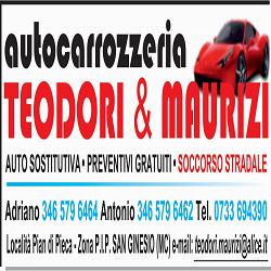 Autocarrozzeria Teodori e Maurizi - Carrozzerie automobili San Ginesio