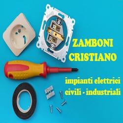 Zamboni Cristiano - Impianti elettrici industriali e civili - produzione Tresigallo