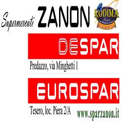 Supermercati Despar ed Eurospar Goffredo Zanon - Supermercati Predazzo