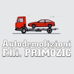 Autodemolizioni Primozic - Autodemolizioni Savogna D'Isonzo