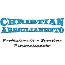 Christian Abbigliamento Profesionale - Sportivo - Personalizzato