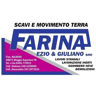 Farina Ezio e Giuliano - Escavatori e draghe Bleggio Superiore