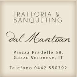 Trattoria dal Mantoan - Ristoranti - trattorie ed osterie Gazzo Veronese
