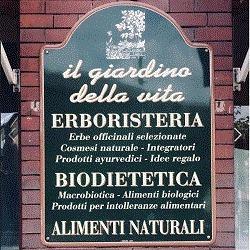 Erboristeria Biodietetica Il Giardino della Vita - Alimenti dietetici e macrobiotici - vendita al dettaglio Asti
