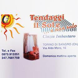 Tendaggi Il Sole e Non Solo - Tende e tendaggi Torino Di Sangro