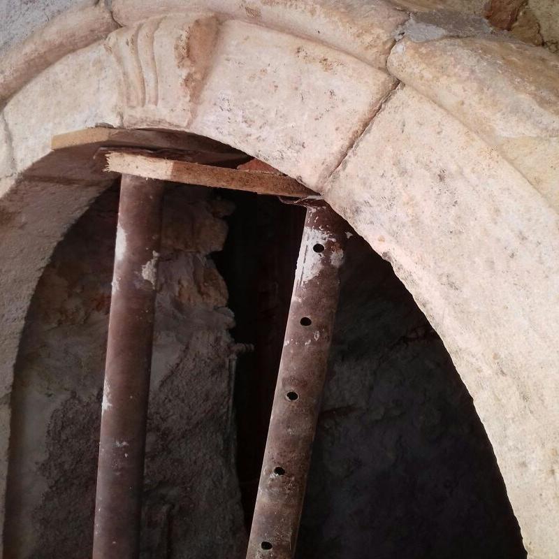 Ricostruzione portale