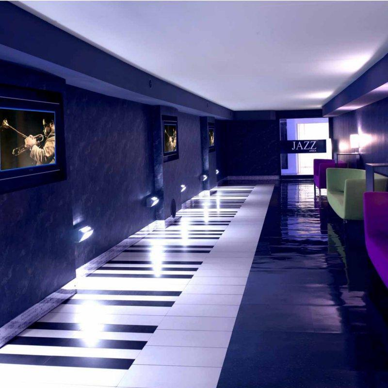 Hotel Gio' Jazz Area & Wine Area