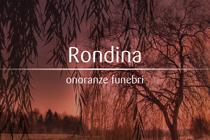 Agenzia Funebre - Rondina Onoranze Funebri