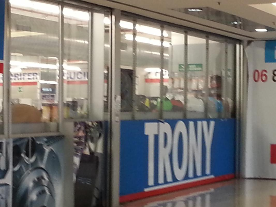 Trony C/O Dima Shopping Buffalotta