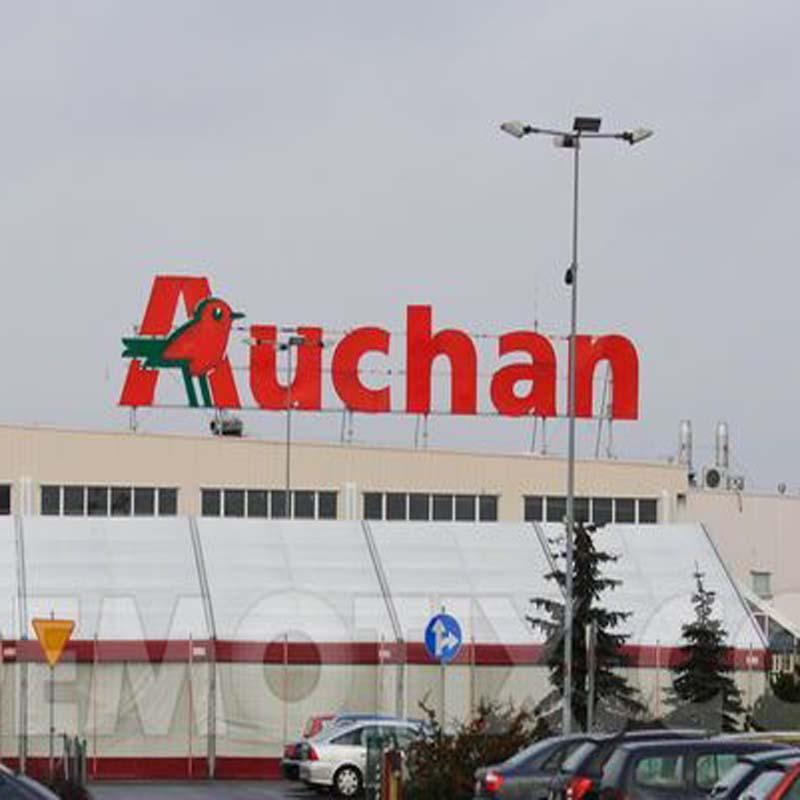 Auchan Co Centro Commerciale Auchan Roma Collatina Roma Rm