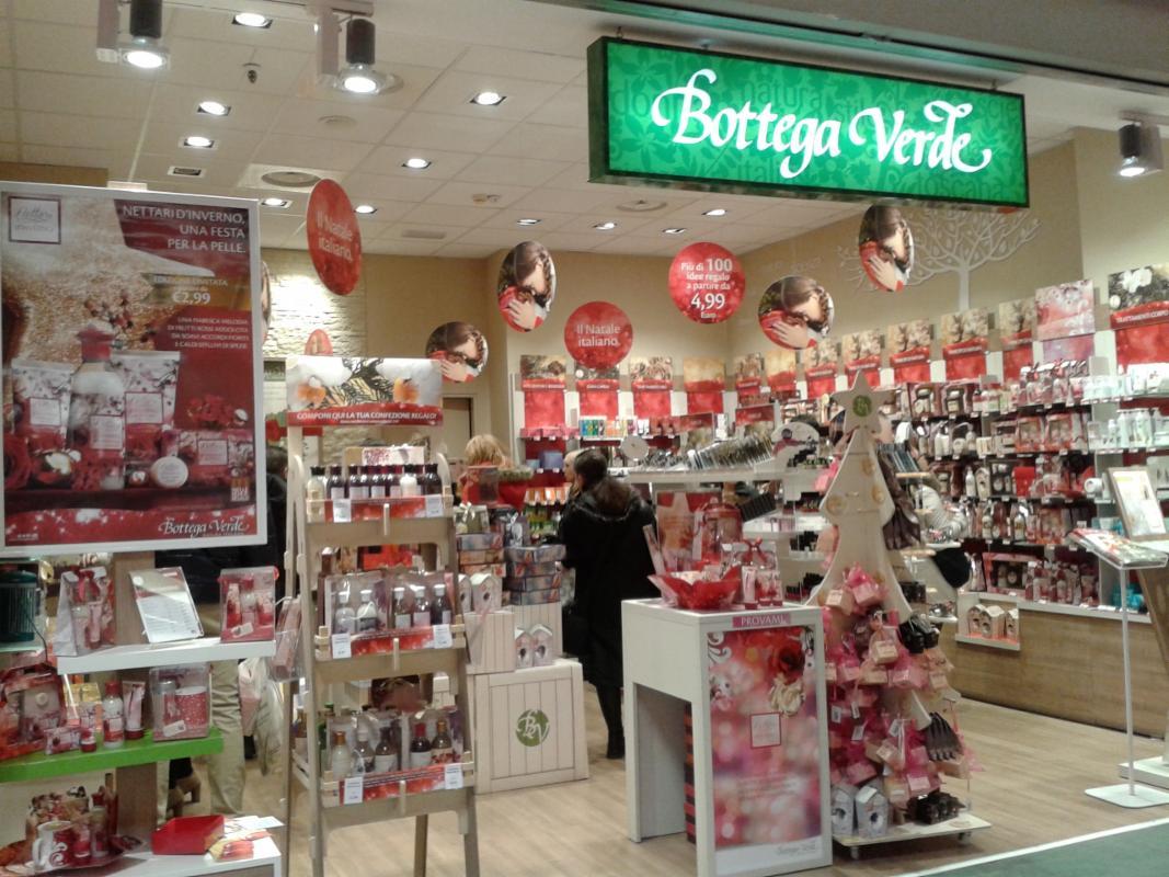 Bottega Verde C O Centro Commerciale Auchan Porto Sant Elpidio 3313a53a613