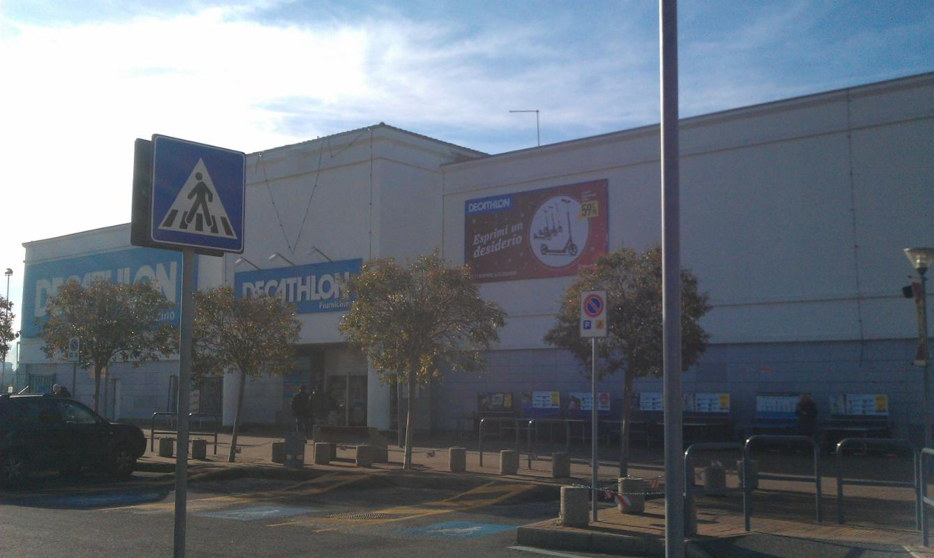Decathlon C/O Market Central da Vinci