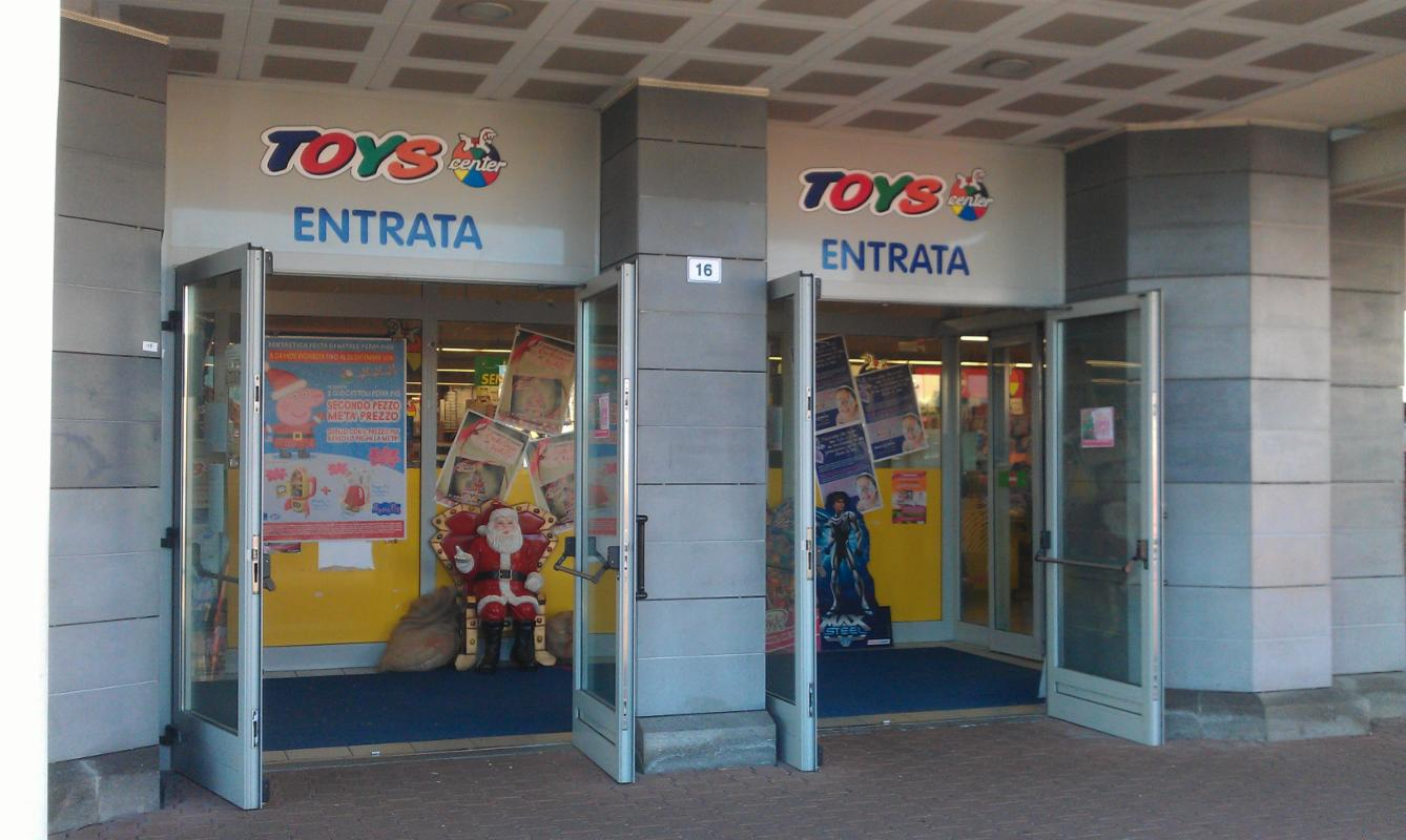 Toys Center C/O Market Central da Vinci