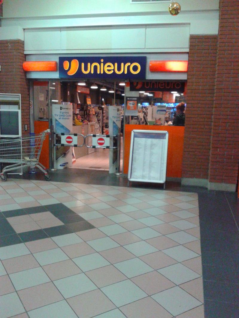 Unieuro outlet a Vigonovo | PagineGialle.it