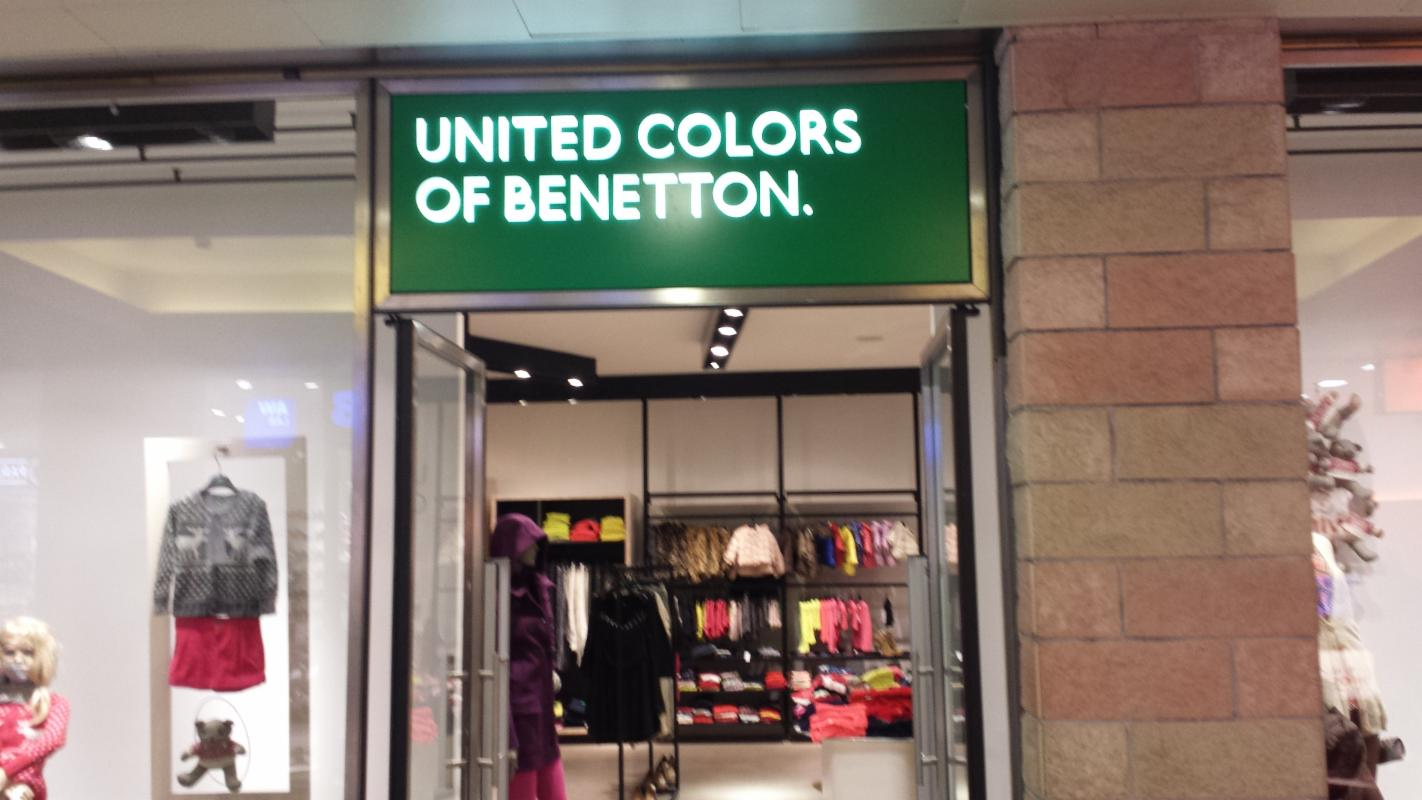 United Colors Of Benetton C/O Centro Luna