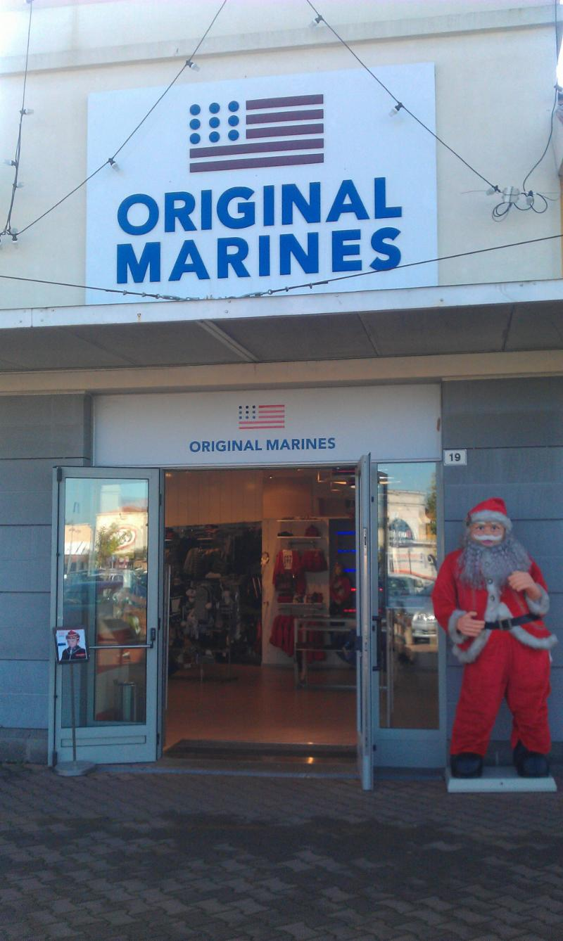 Original Marines C/O Market Central da Vinci